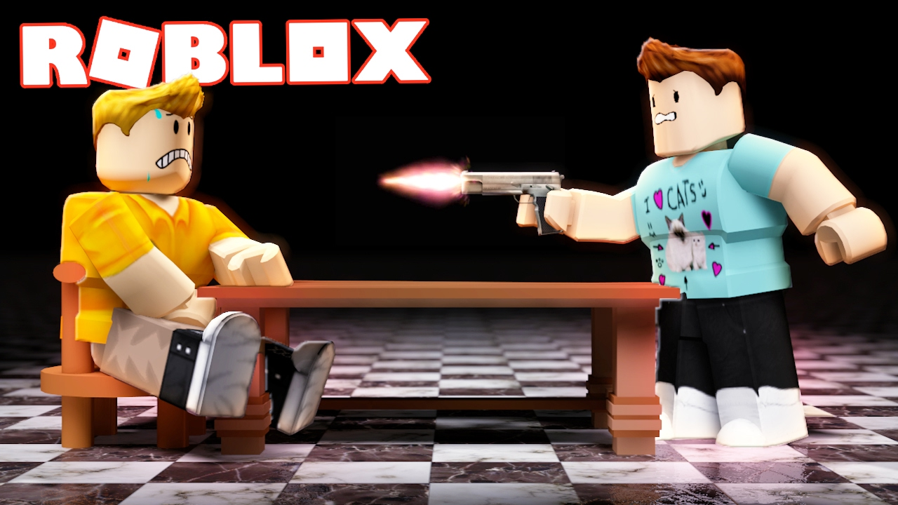 Can Denis Sketch Survive A Bullet In Roblox Youtube