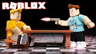 CAN DENIS & SKETCH SURVIVE A BULLET IN ROBLOX!?