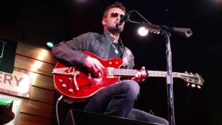 Eric Church - A Man Who Was Gonna Die Young (10/27/2016) City Winery, Nashville TN