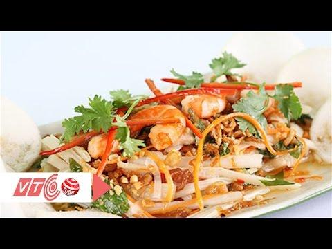 Gỏi ngó sen tôm thịt: Ngon đến miếng cuối cùng | VTC