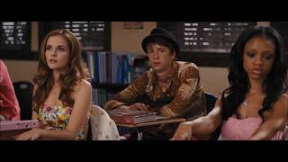 Beautiful.Creatures funny school scene (we all know what makes you choke)