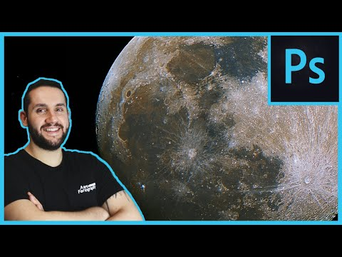 Colour Moon Editing Tutorial