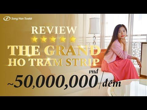 Review The Grand Ho Tram Strip Resort! 50,000,000VNĐ/ Đêm Tại Phòng Royal Suite (Engsub)