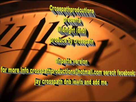 DNB MIDNIGHT.MP3 PRODUCE BY CROSSPATH