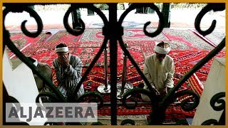 China's Muslim minority seek sanctuary in Kazakhstan
