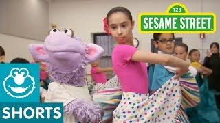 Sesame Street: Flamenco Dancing School | Murray Had a Little Lamb