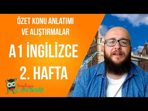 İngilizce A-An-The (Articles) Meselesi