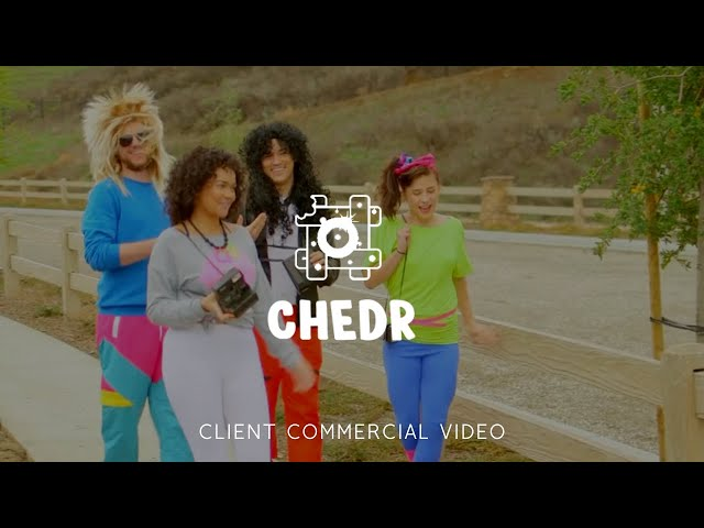 Chedr App Commercial Video - Made by Envy Creative