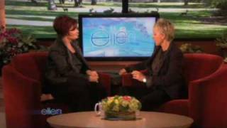 Sharon Osbourne shares her true feelings about popular celebrities on Ellen