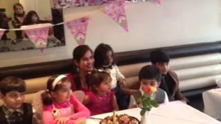 Aishwarya 2nd birthday