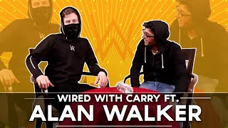 Download WIRED WITH CARRY - EP 02 - TRUTH & DARE W/ ALAN WALKER
