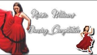 Maisie Williams Dancing Compilation