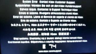 1 VOYANT ROUGE CLIGNOTE ET MESSAGE E74 AIDER MOI
