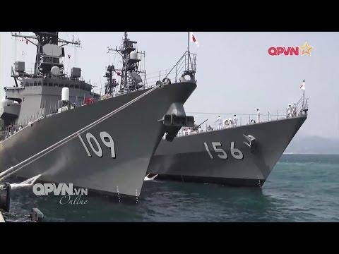 Quân cảng Cam Ranh và chiến lược quân sự của Việt Nam