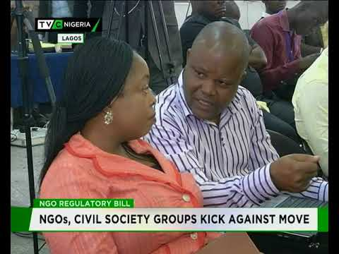 NGOs, civil society groups kick against NGO regulation bill