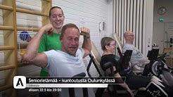 Seniorielämää - kuntoutusta Oulunkylässä TV-ohjelma!