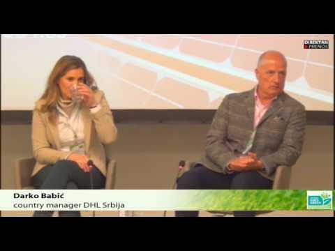 """Serbia Goes Green 2017 - Panel """"Ekološki svesne kompanije u svetu i kod nas"""""""