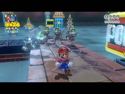 IGN Reviews - Super Mario 3D World Review