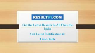 Goa BOARD UNIVERSITY RESULTS 2017    GOA RESULTS 2017    GOA EXAM RESULTS 2017