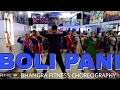 Boli Pani Peni - Soni Pabla || freestyle bhangra fitness choreography || Vyom sharma || anew dance