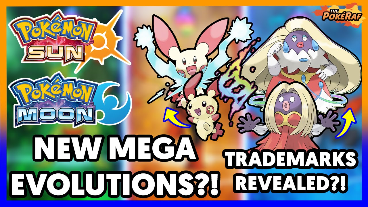 Pokémon Ultra Sun And Moon Mega Stone ... - player.one