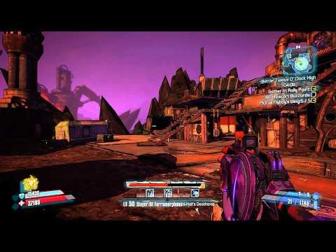 12  Battle: Twelve O Clock High Borderlands 2: Mr Torgues Campaign Of Carnage