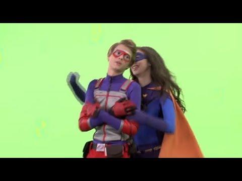 Download [HD] Danger & Thunder | Behind the Scenes w/ Kira Kosarin & Jack Griffo | Henry Danger/ Thundermans