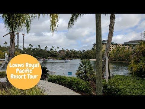 Loew's Royal Pacific Resort Tour