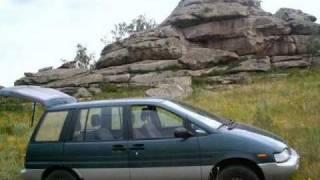 Nissan Prairie.wmv