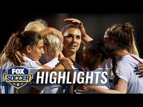 90 in 90: United States vs. Jamaica  2018 CONCACAF Women's Championship
