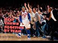 NBA Greatest Crowd Reaction By Team