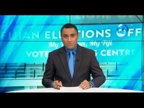 FIJI ONE NEWS 280617