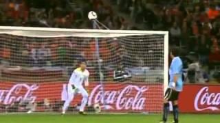 Самый красивый гол на ЧМ по футболу 2010 в ЮАР.mp4(Гол Джованни Ван Бронкхорста на 18 минуте в матче 1/2 финала Уругвай-Голландия., 2011-05-02T11:59:03.000Z)