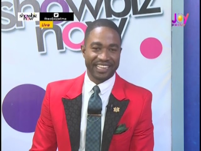 Showbiz Now on JoyPrime C (18-9-18)
