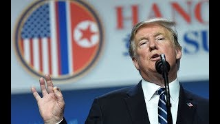 Trump and Kim: What went wrong?