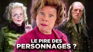Top 7 Des Pires Personnages Dans Harry Potter