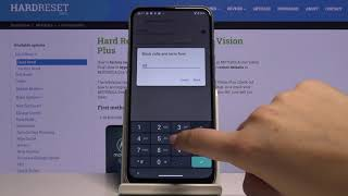 How to Block Number in Motorola One Vision Plus - Add Number to Blacklist