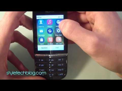 Nokia Asha 300 - Video recensione italiana