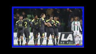 Video Gol Pertandingan FC Groningen vs PSV Eindhoven