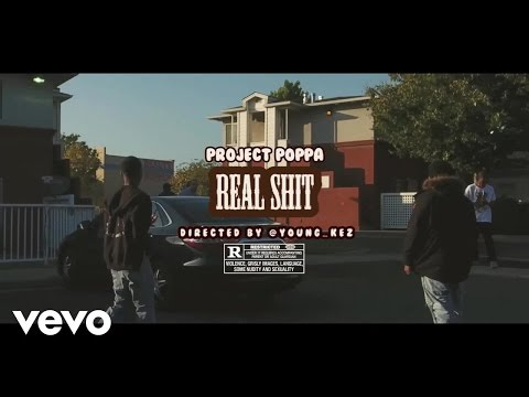 Project Poppa - Real Shit