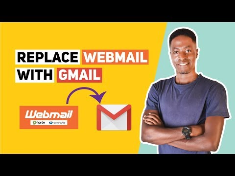 How To Use Gmail to Send/ Receive From Other Email Addresses (Replace Webmail with Gmail)
