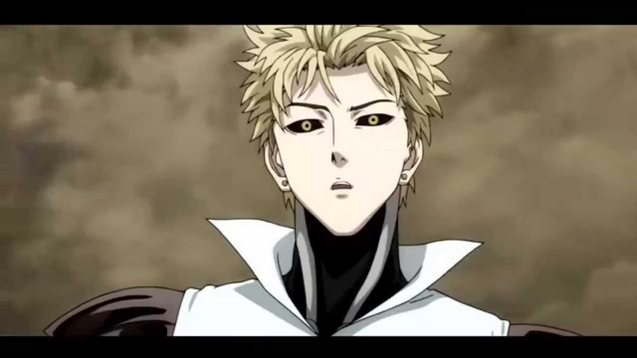 AMV 】- ONE PUNCH MAN - Saitama vs Genos (Superbeast) - YouTube