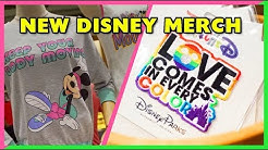 80's Jazzercise and Gay Days Merch at World of Disney