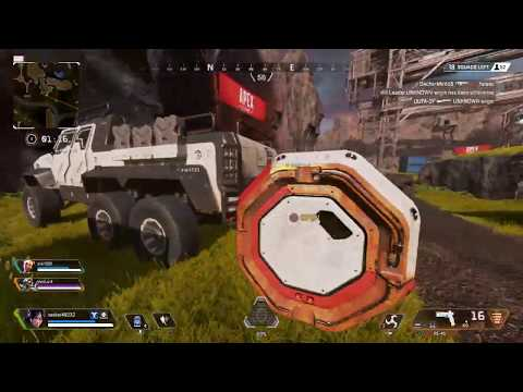 Permalink to Apex Legends Loba Train Yard