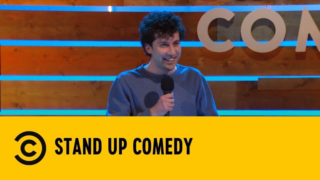 Stand Up Comedy: Innamorarsi e buttarsi - Francesco Frascà