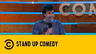 Stand Up Comedy Innamorarsi e buttarsi - Francesco Frasc