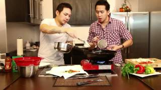 TRAN CAN COOK!: How to make Muc Rang Muoi (Salt Toasted Squid)