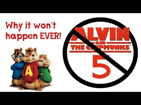AATC Elaborations: Why There Will Not Be An Alvin And The Chipmunks 5