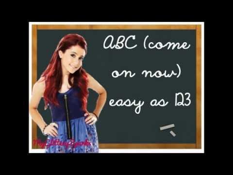 ABC - Ariana Grande (Lyrics)