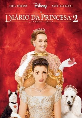 Assistir O Diário da Princesa 2: Casamento Real